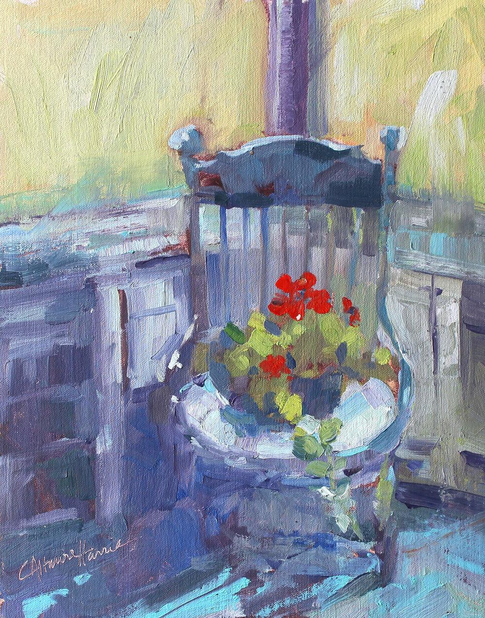 Janie's Chair*