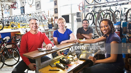 Bike Shop Team
