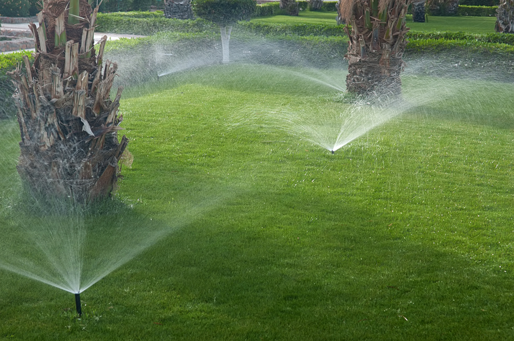 irrigation service okc