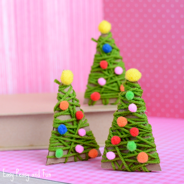 Ornaments are easily the best part of any tree. We know there are so many cool ornaments you can buy, but over in these parts, we like things you can make! I've rounded up the best colorful ornament DIY's so that your tree can be as vibrant and fun as you are. Click to see all the ornaments.