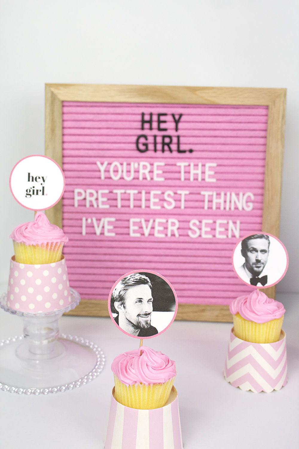 Hey Girl: Ryan Gosling Gender Reveal
