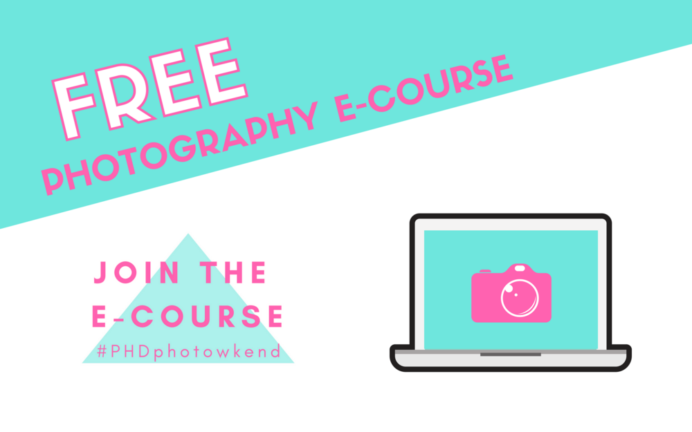 free photography e-course