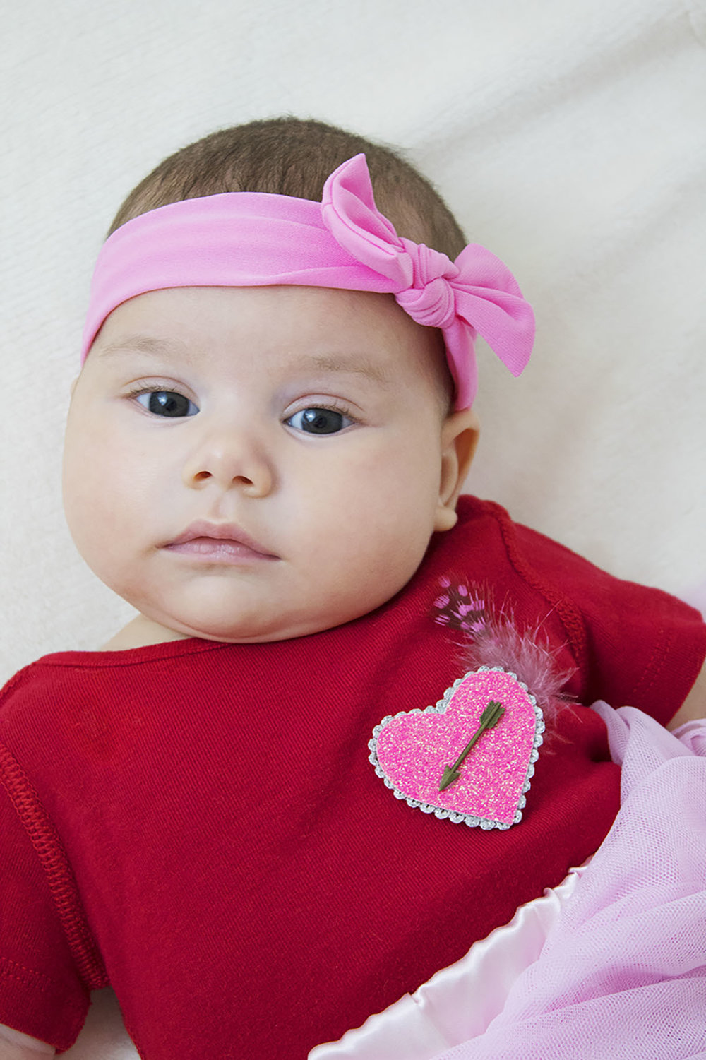 Hailey is now 3 months old!! Click through for the full monthly update and photos.