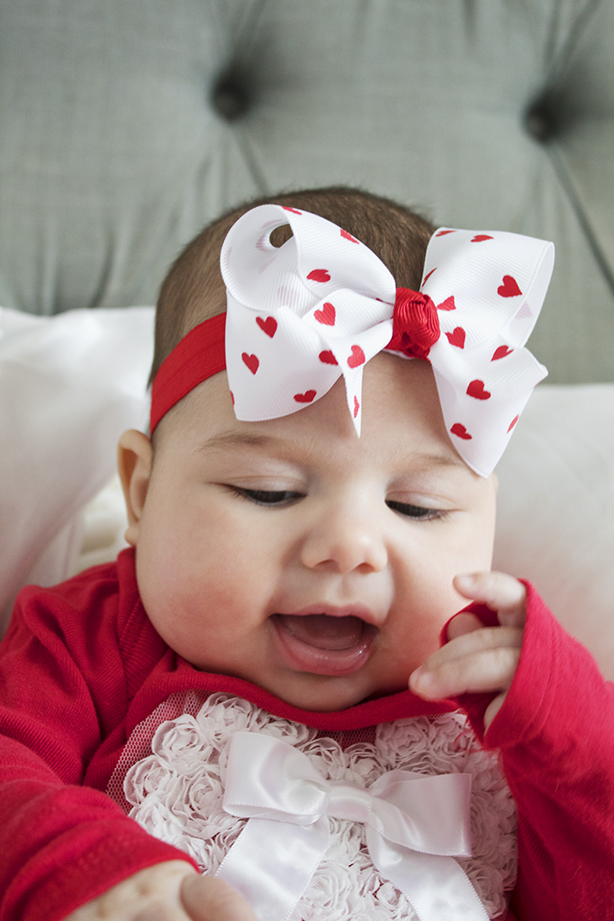 Hailey's 4 month update is now on the blog! Learn about all the new things she did this month.