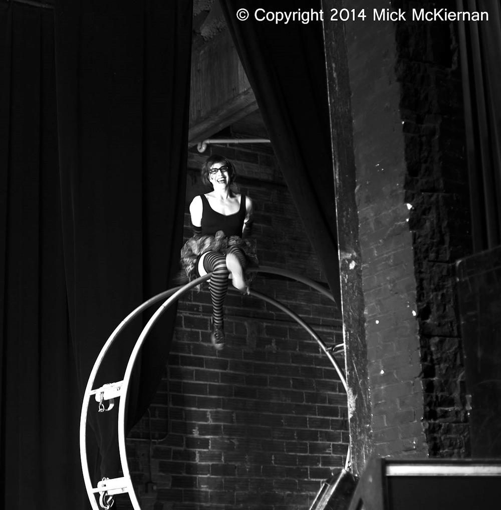 Vaudeville Wheel