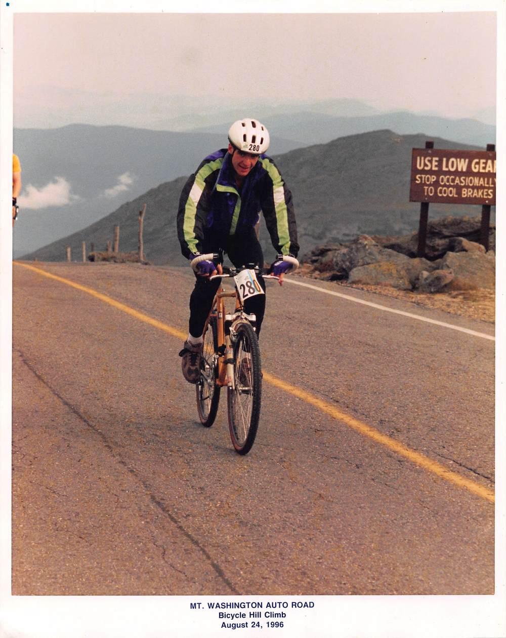 Mount Washington Hill Climb
