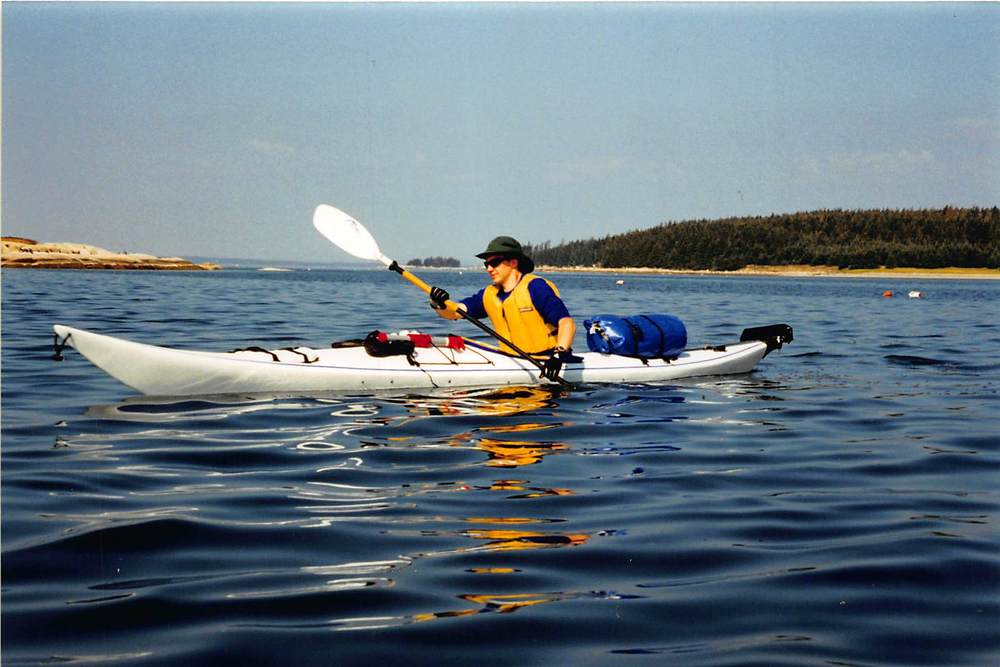 Sea Kayaking and Island Camping in Maine