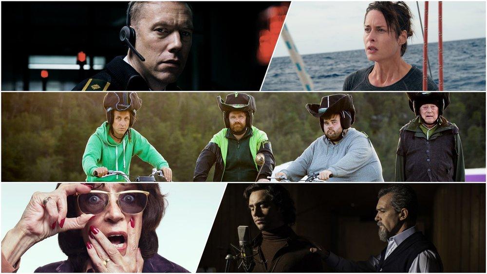 AFTENPOSTEN - Disse filmene gleder vi oss til på årets Oslo Pix