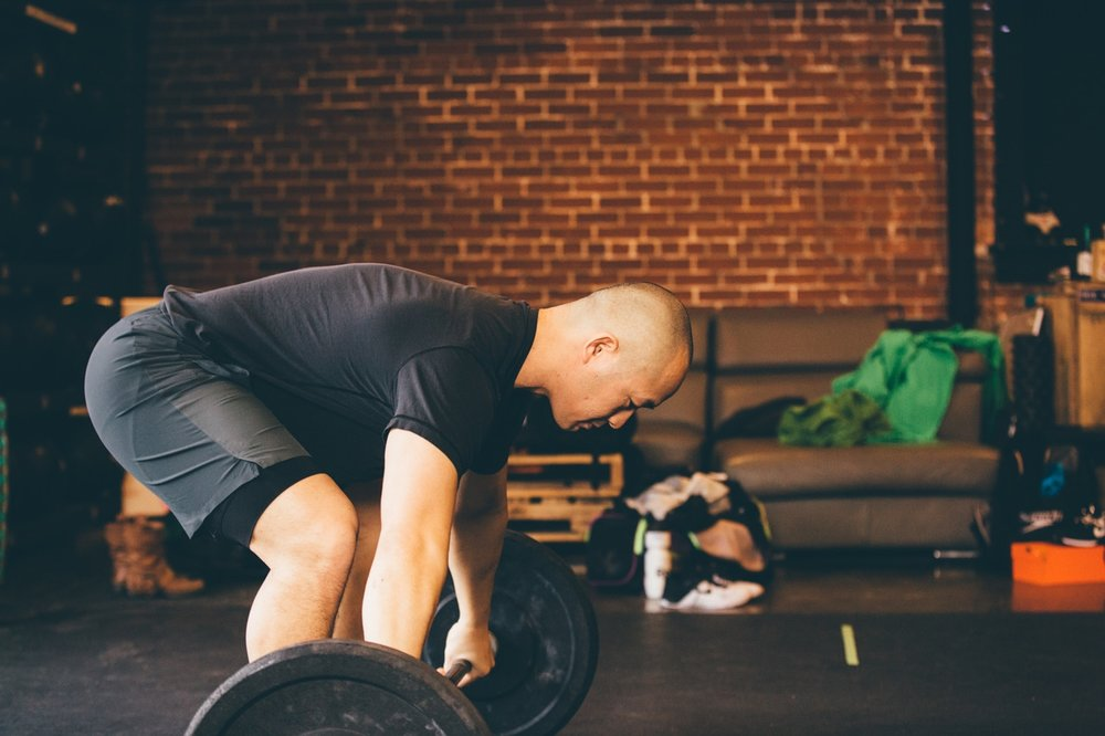 The 3 New Year's Resolutions Every Crossfitter Needs in 2018