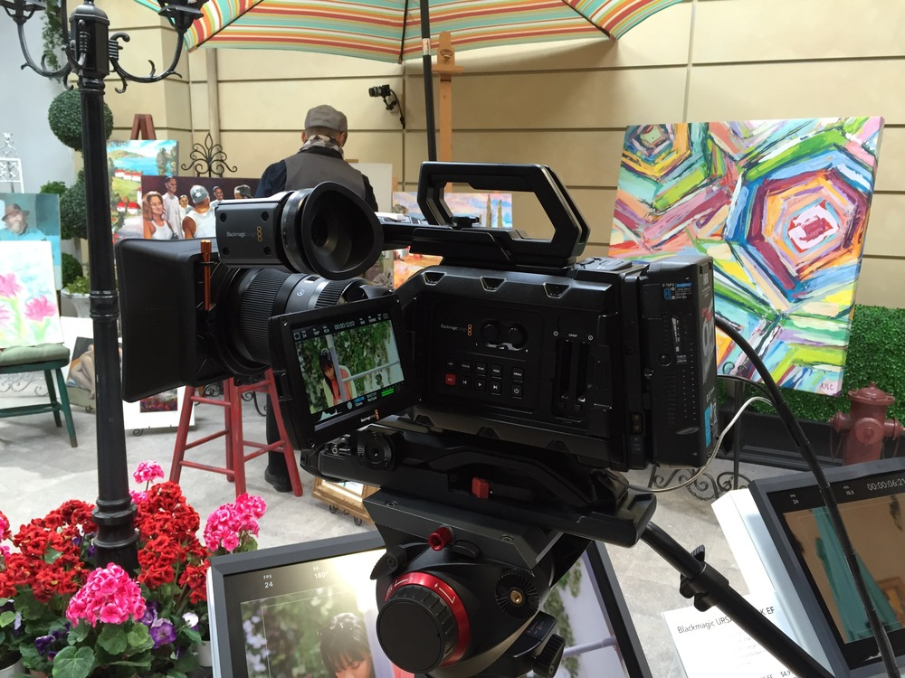 Checking out Blackmagic's recently released URSA Mini 4.6K