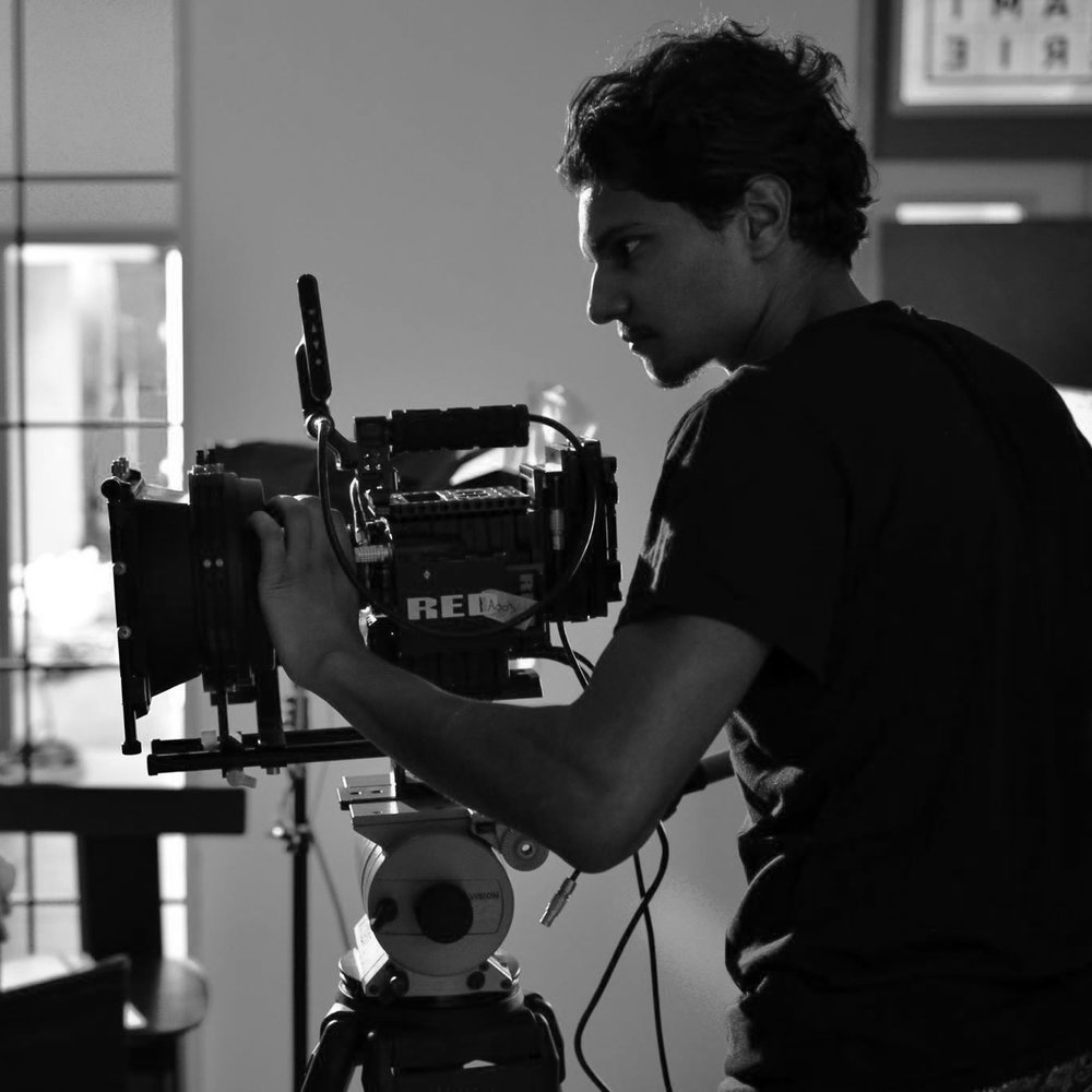 Cinematographer Mazlum Altingeyik