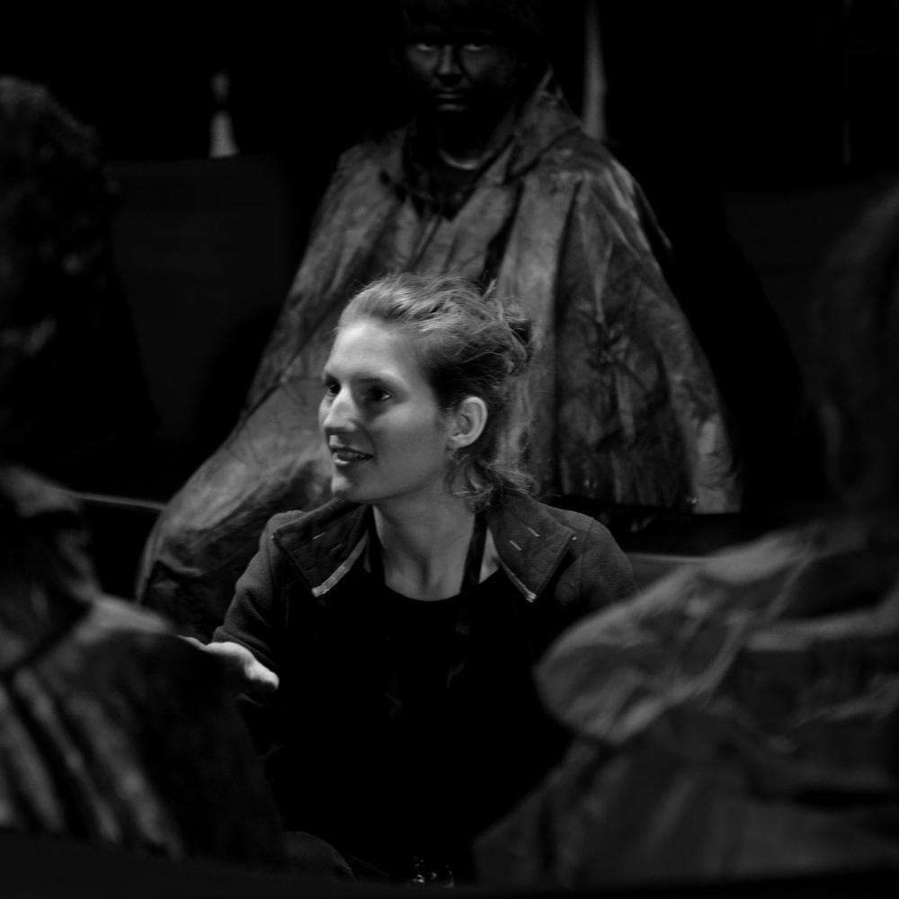 Assistant Director Sophia Igel