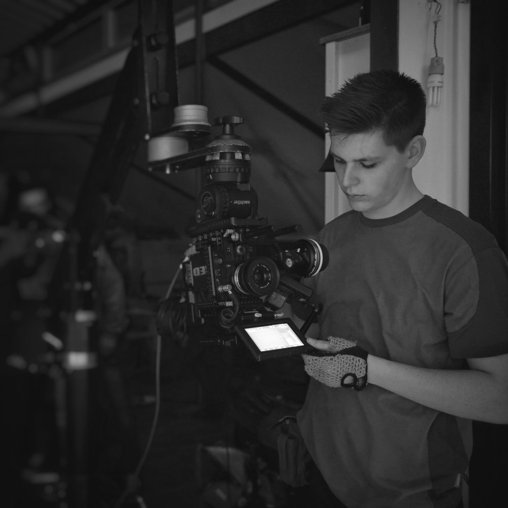Camera Operator, First Assistant Camera  Fabian Sprey