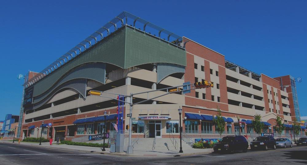 Noyes Arts Garage - Atlantic City, NJ