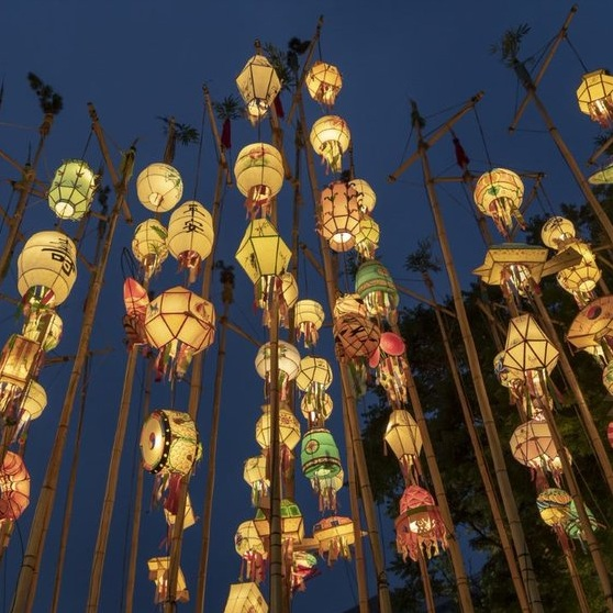 Korean Lantern Exhibition - October 20 - December 1, 2018Noyes Arts GarageEducation Guide
