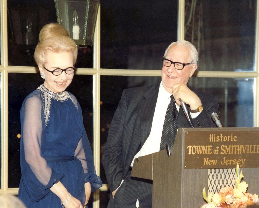 Fred & Ethel Noyes