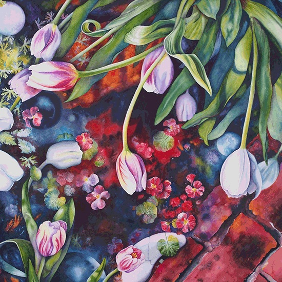 Laura Bethmann - December 2 - March 8, 2019Noyes Gallery at AtlantiCareEducation Guide
