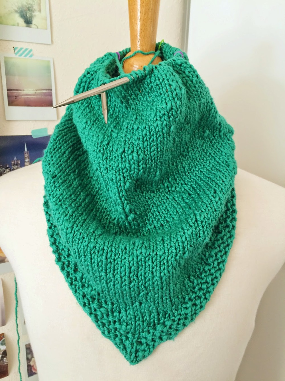 Lady by the Bay - Bandana Cowl