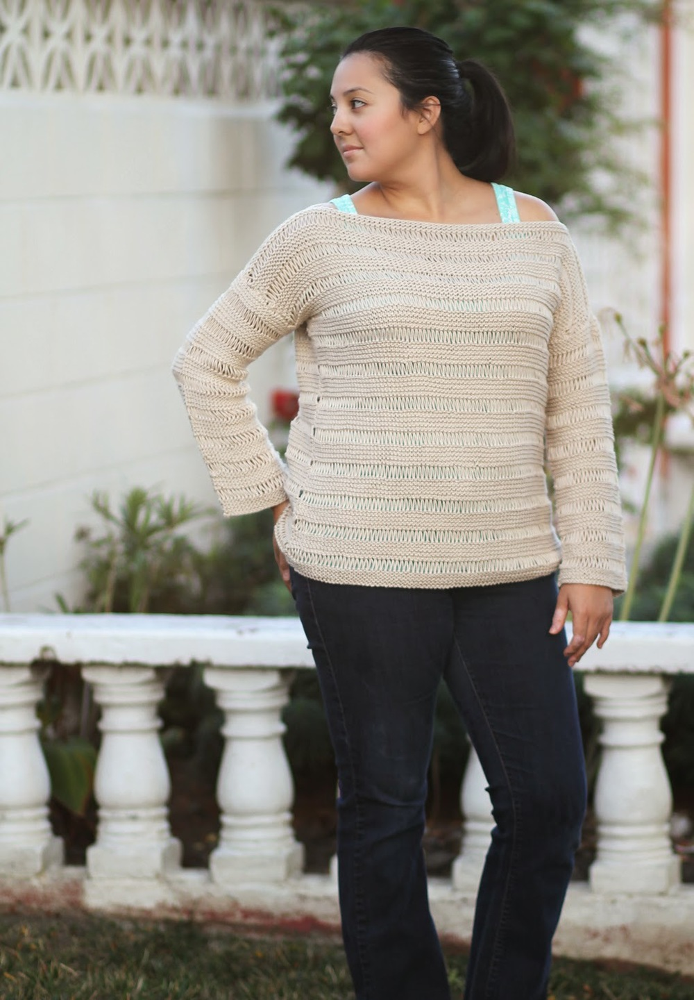Lady by the Bay - Malana Sweater