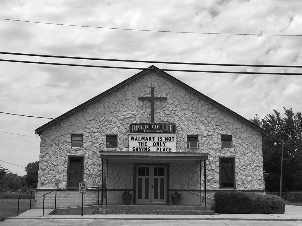 """Walmart Church"""