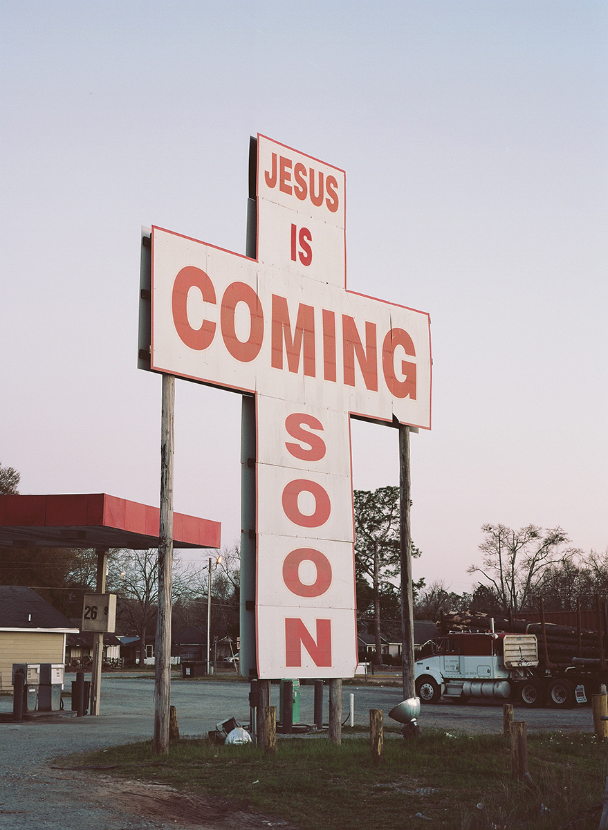Jesus Is Coming Soon