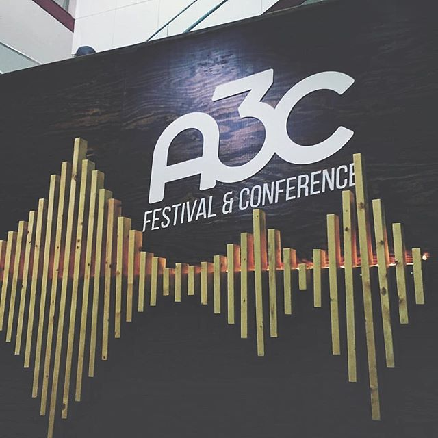 Atlanta does it again!!! @a3cfestival 2017 was one for the books!! It's amazing how people from all over the world gather in the name of music!!! We can't wait to see what they do next year! #A3C17 #Festival #Atlanta #ATL #ChooseATL #Tourist #LiveMusic #Conference #Interactive