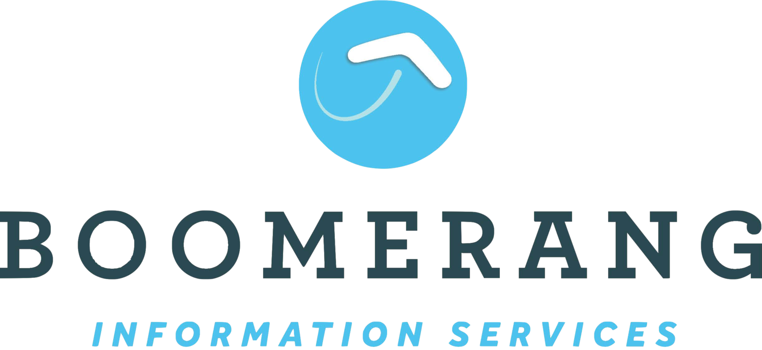 Boomerang Information Services, Inc.