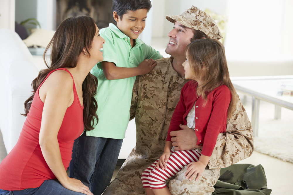 Gain an in depth look into the lives of military families and a greater appreciate for the unique challenges they face