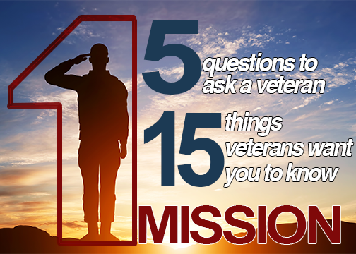 In this unique course, service members draw on their experience to help you communicate more effectively with veterans