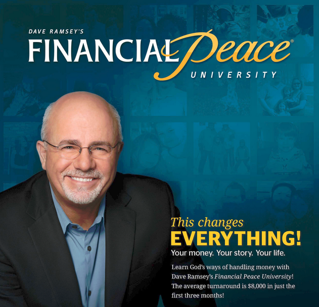 Financial Peace University - Starting June 20th - Cost for curriculum. Kits available online or check with class coordinator. (Men and Women) - Childcare included6:45pm - 8:45pm, Copper Pointe ChurchThis class is for everyone! It is about having a good plan for your money following biblical principles. The class will teach about saving, giving, budgeting, retirement, debt, real estate and insurance. The class is about how money is integrated into everything we do in life. We are so excited for this class because of the life change we have already seen going through the class. Looking forward to another great semester.