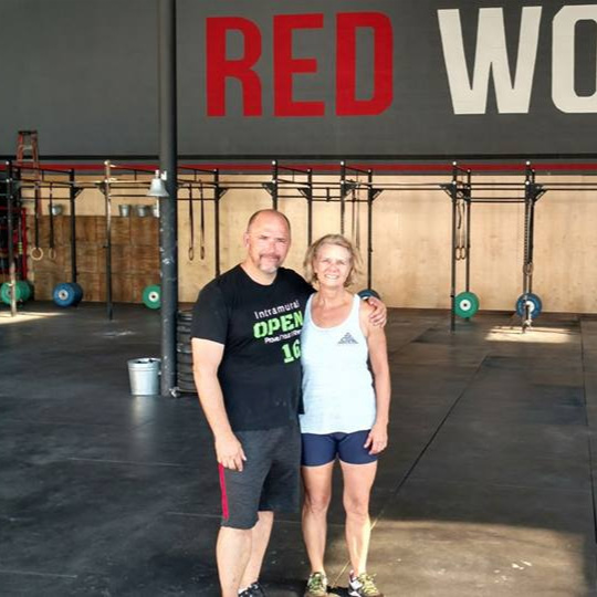 Cantina Crossfitters - John Sabourin - Sundays at 2:30pm, Cantina CrossfitInterested in trying crossfit? Join this small group every Sunday at Cantina Crossfit for a great workout and a great community!