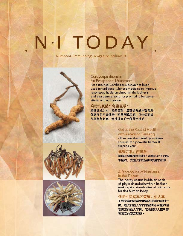 NI Today, Vol 8