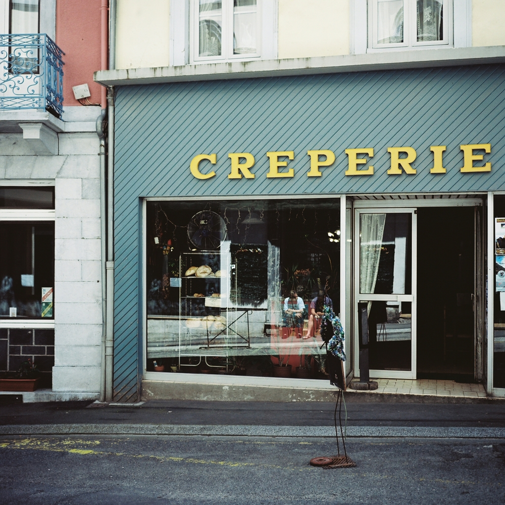 Argeles-Gazot, France.