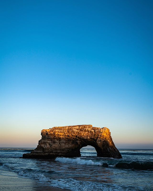 One more just because Natural Bridges State Beach is just that good. #sonya7rii @sonyalpha #giddy