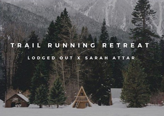 Happy to announce I've been invited as Guest Speaker + Trail Curator for this fall's @lodgedout unplugged trail running retreat in the Wenatchee National First, near Leavenworth, WA, October 26-29th, alongside the wonderful @sarahattar + other speakers/artists/doers @julieahotz + @madisonperrins + @hausofojas. A weekend enmeshed in public lands, void of WiFi, and full of exchange about creativity, inclusion, conservation, and, yes, dozens of miles of world-class single track. So excited for this one. Join us or share/tag w/ people you'd know might be interested? Link in bio. 📸: @sarahattar #territoryrunco #lodgedout #lodgedouttrailrun