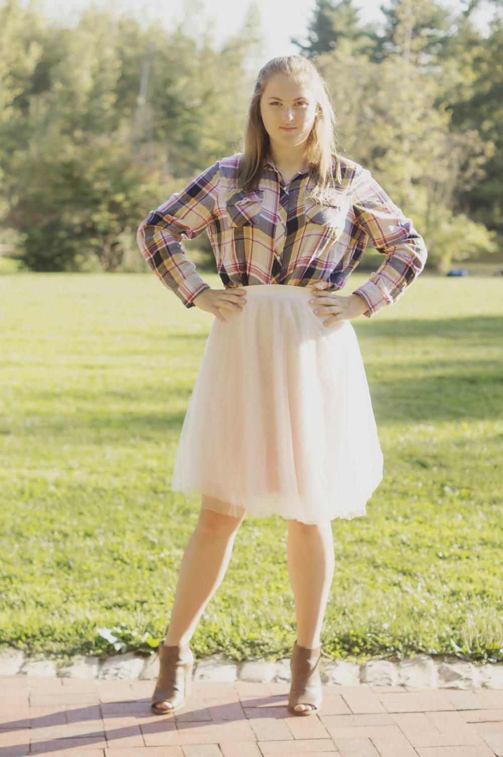 senior model butler pennsylvania photography