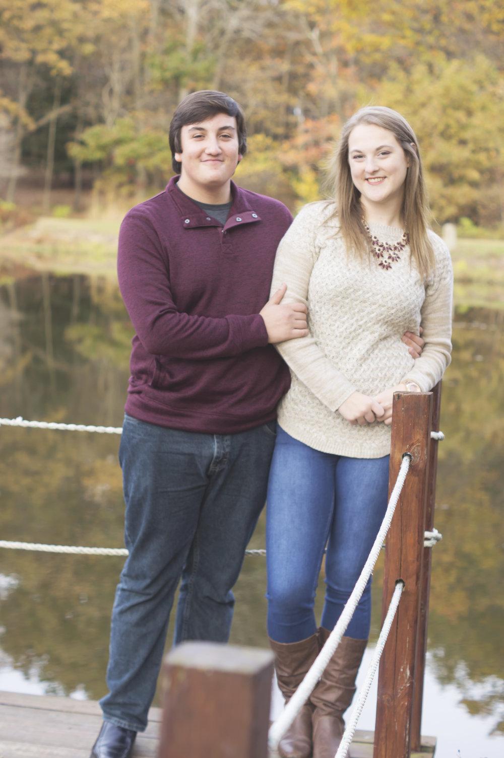 fall couples photoshoot pittsburgh photographer