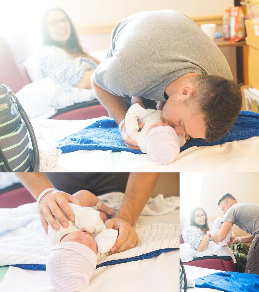 kittanning pennsylvania newborn photography