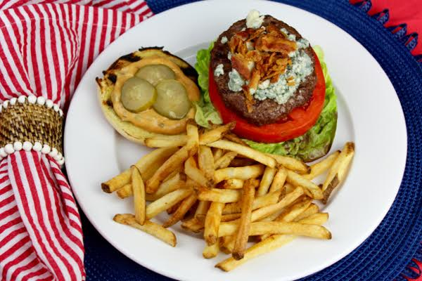 AirFryer French Fries by Lisa Newsome Entertaining is Easy - Chicory Blog