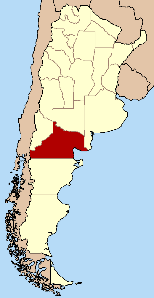 The Rio Negro region of Patagonia, Argentina.