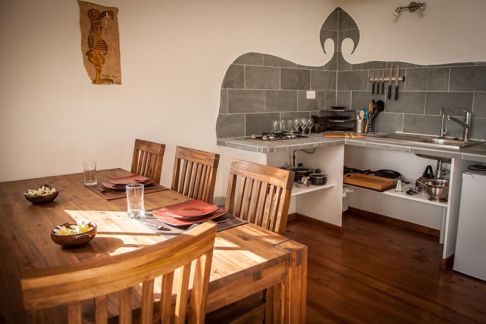 alojamiento en isla de pascua - Cabanas - Kona Koa Lodge 6