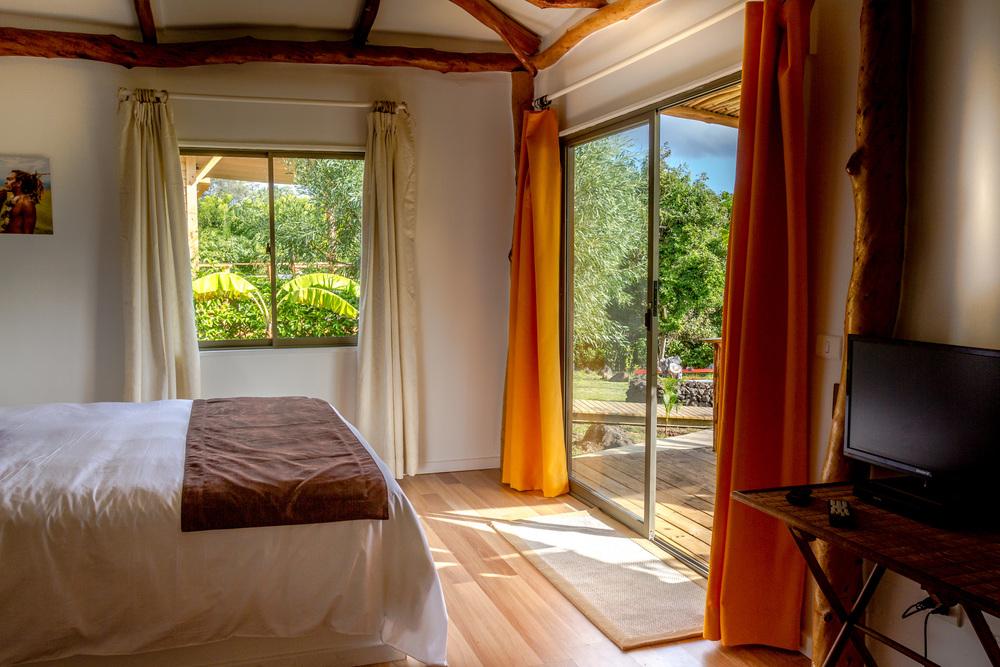 alojamiento en isla de pascua - Cabanas - Kona Koa Lodge 11