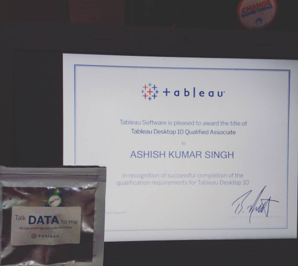A Guide To Tableau Desktop Certification Doingdata