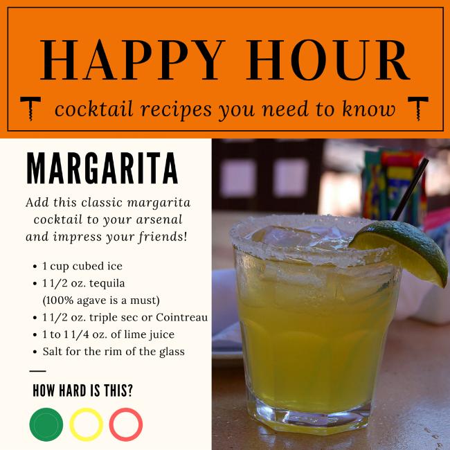 Stillwater Liquor margarita recipe