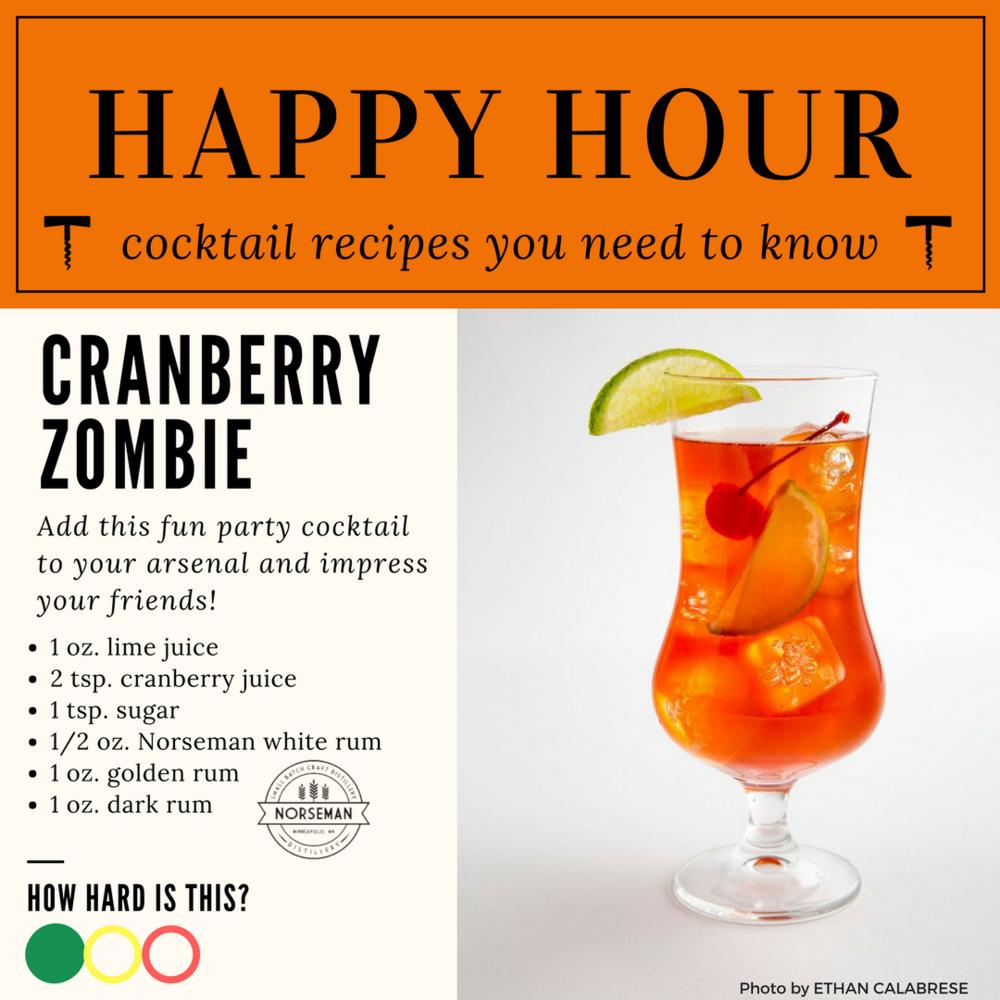 cranberry zombie