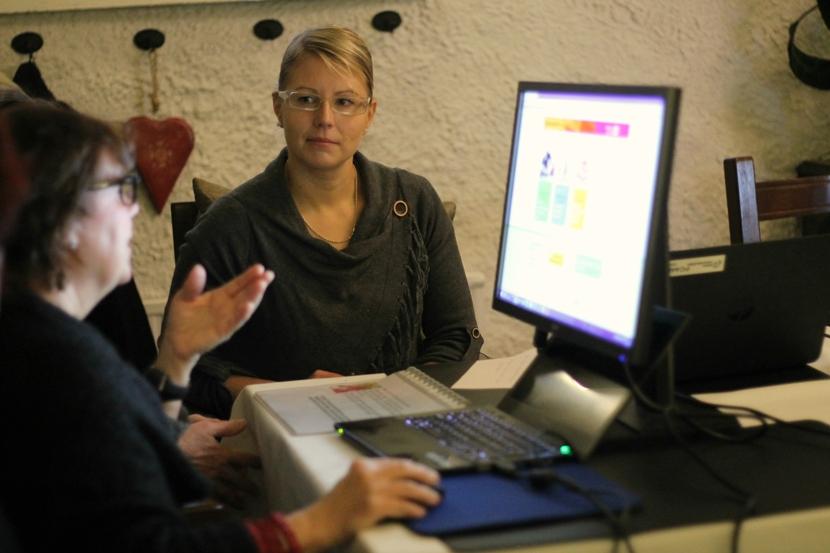 Palvelumuotoilua Ikääntyneille, digitaalisen palvelun muotoilua