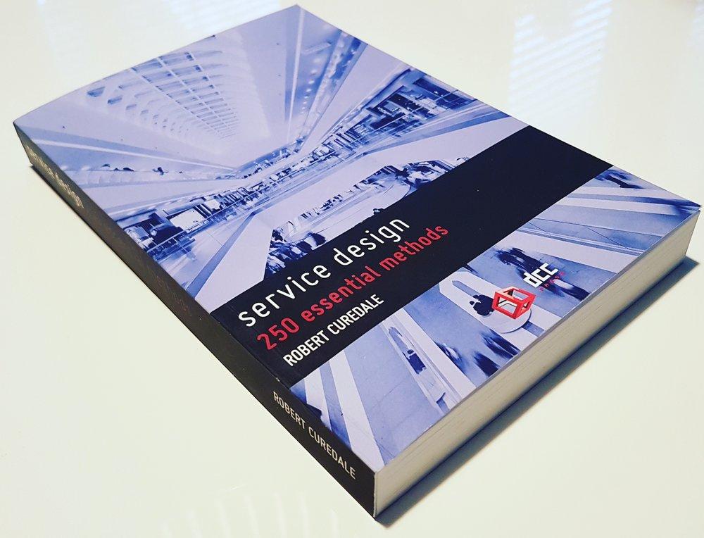 Robert curedale: 250 essential serivce design methods