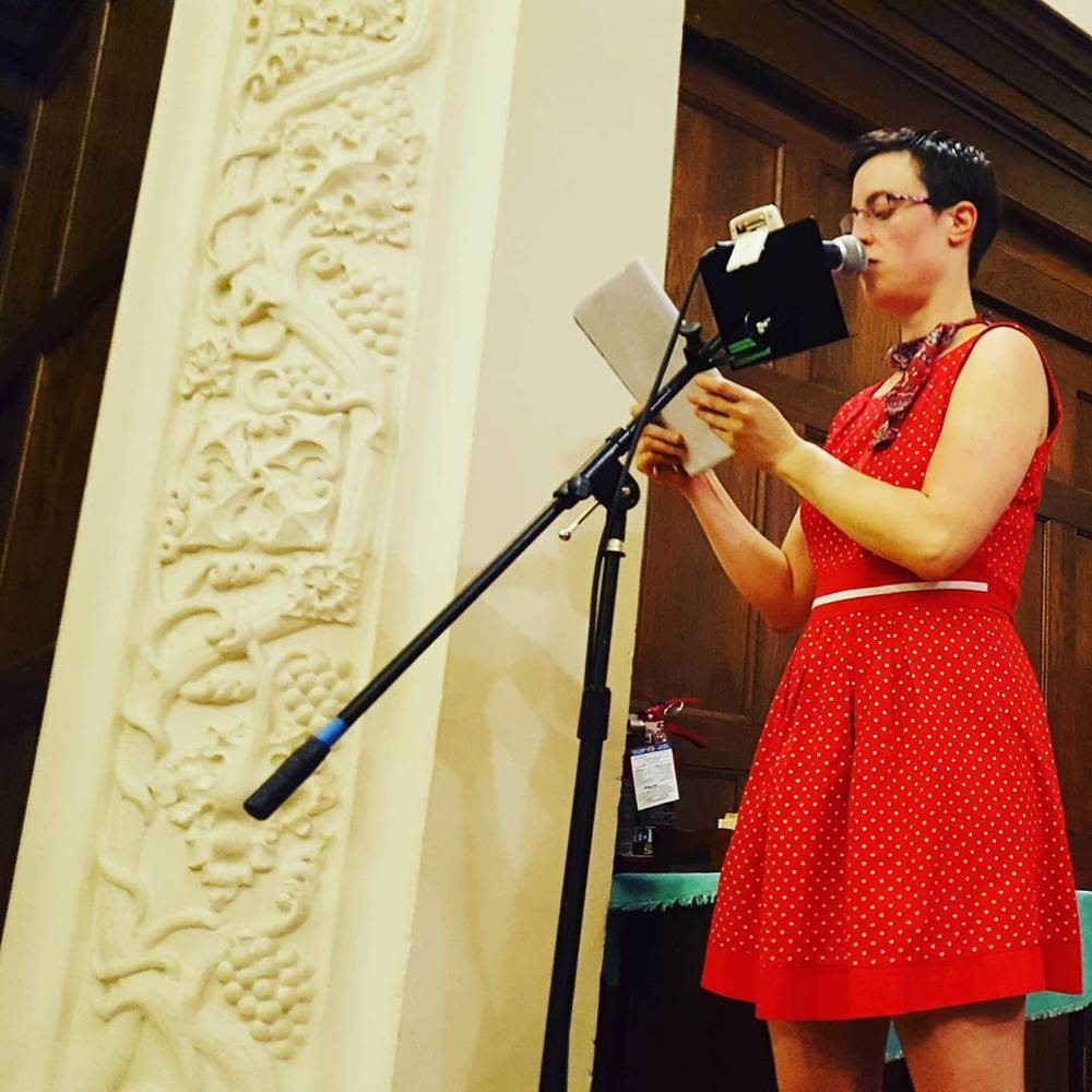 Mentee Caller Jeannine Ameduri calls at PICD July 14, 2016. Photo by Dela Taylor.