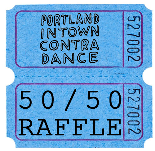 Bring a few extra bucks to play the 50/50 raffle!