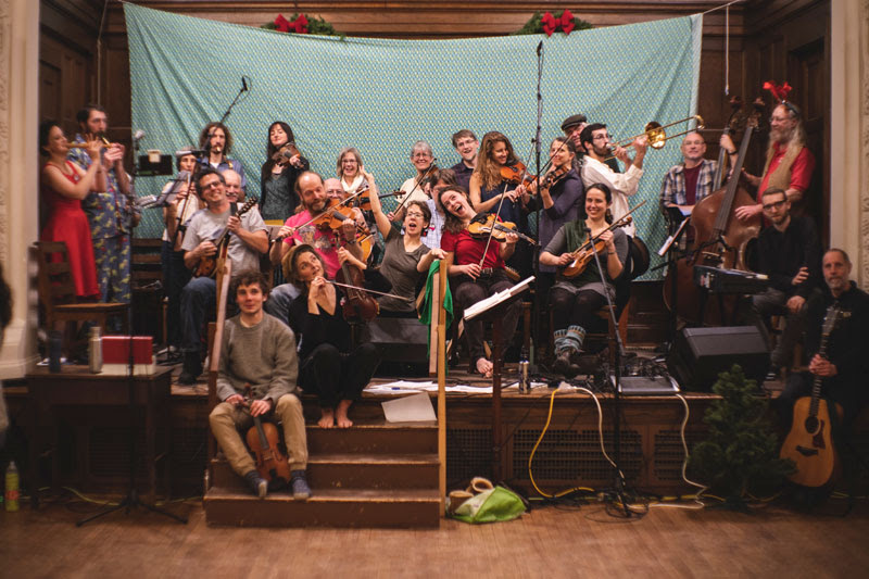 The Pic'd Up Orchestra 12/20/18